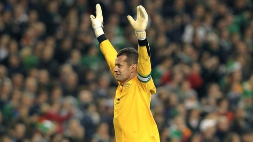 1. Shay Given (Aston Villa): Age 36, Caps 122. Ireland's number one will be hoping to stay injury free for the tournament