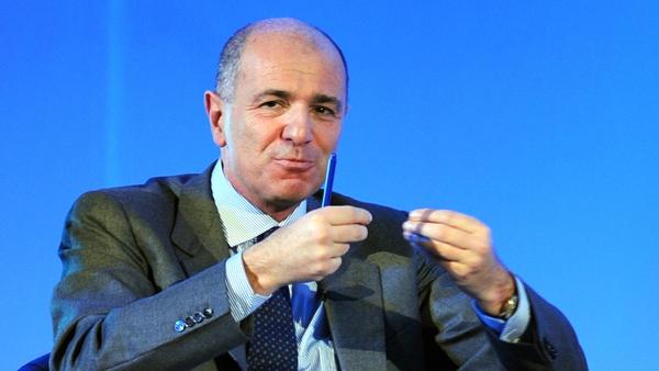Corrado Passera, Intesa Sanpaolo CEO, to take up role