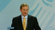 One News: Taoiseach in talks with German Chancellor
