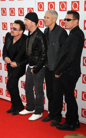U2 have confirmed they will play at this year's Oscars