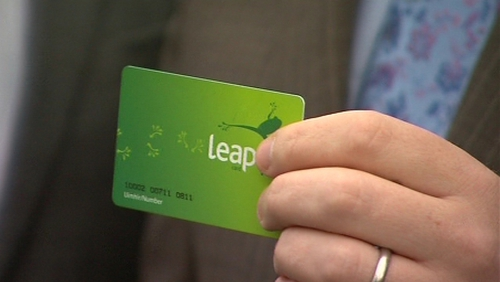 The Leap Card is expected to be available to all commuters by the end of the year