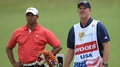 Woods struggles but USA leading