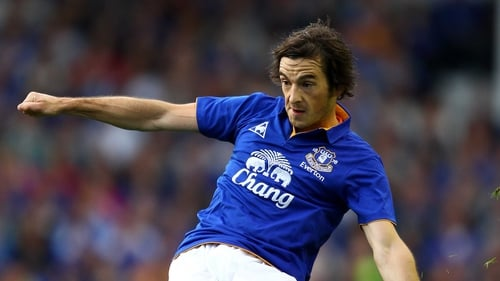 Everton are confident of keeping Leighton Baines