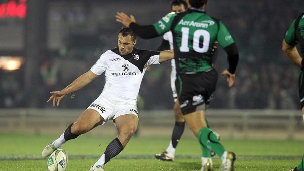Lonel Beauxis - Kicked four penalties for the victors