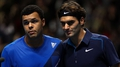 Federer and Tsonga in Rogers Cup final