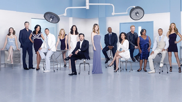 Grey's Anatomy - Ninth season begins in the US in September