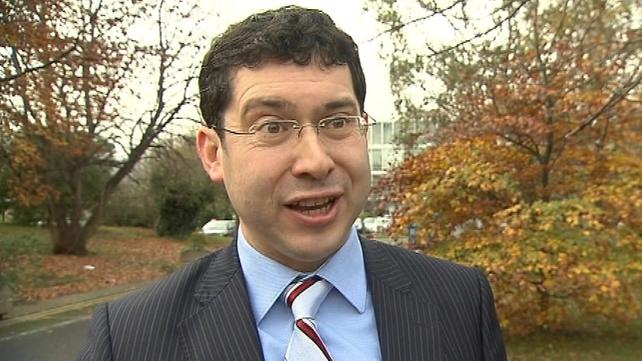 €12,000 was disclosed by Senator Rónán Mullen