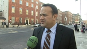 Minister Varadkar believes the Emergency Department Task Force Plan is 'taking effect'