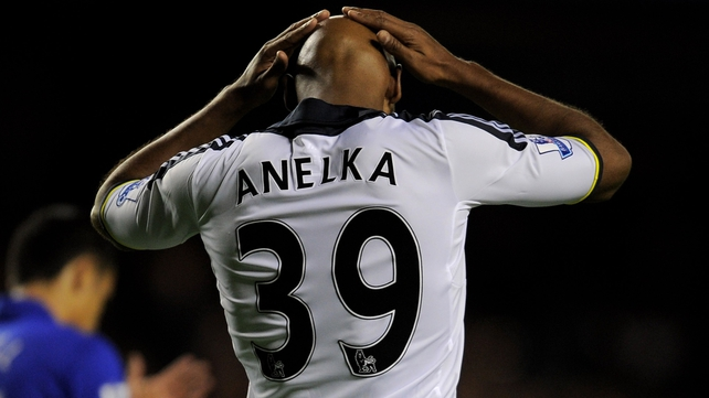 Nicolas Anelka - Transfer request was accepted by Chelsea
