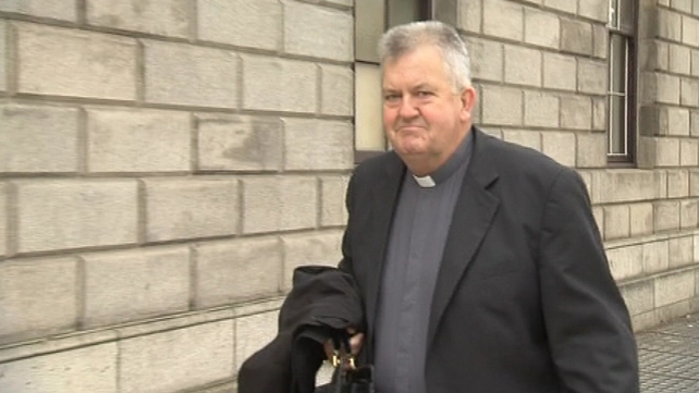 Fr Kevin Reynolds was awarded undisclosed damages