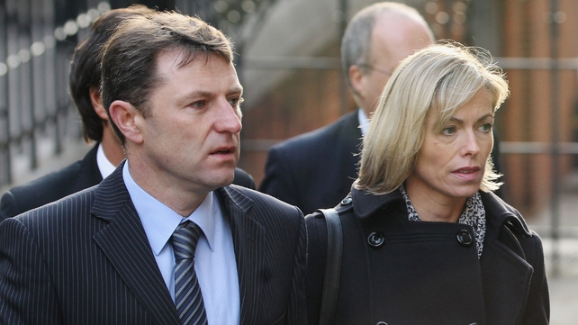 Gerry & Kate McCann will speak out in a BBC Crimewatch programme