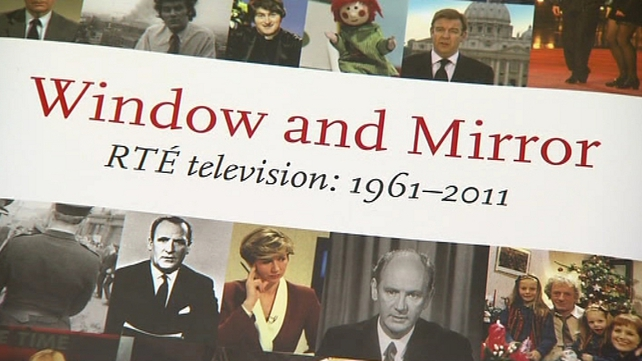 John Bowman's book covers the 50 years of RTÉ