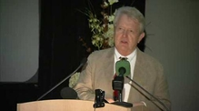 RTÉ.ie Extra Video: John Bowman's speech at his book launch