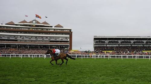 Carruthers will aim for another win in the Hennessy Gold Cup at Newbury