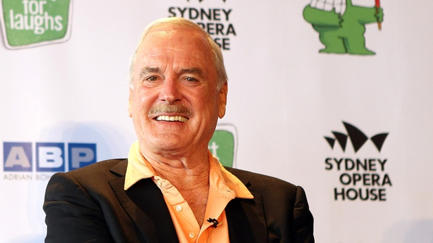 John Cleese: not happy with certain sections of the UK Press