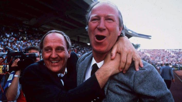 Irish Football Managers - Eoin Sweeney