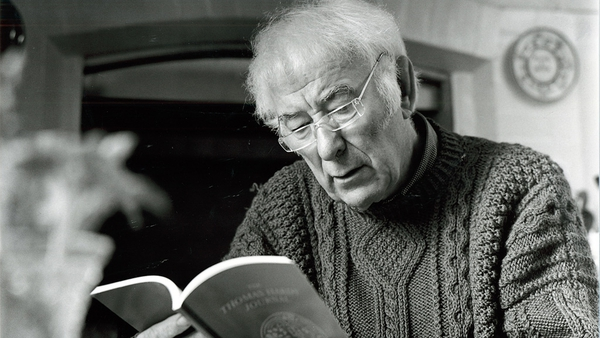 The poetry of Seamus Heaney is known around the world