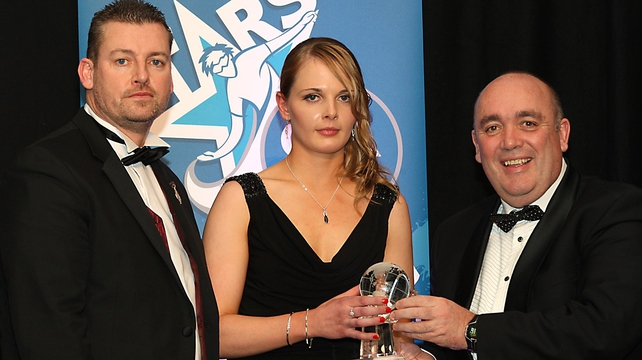 Maria Doyle won the female All Star Player of the Year