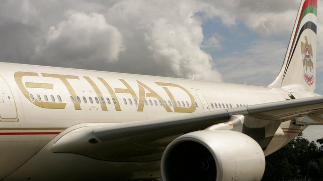 Abu Dhabi's Etihad Airways revenues for 2012 up 17%