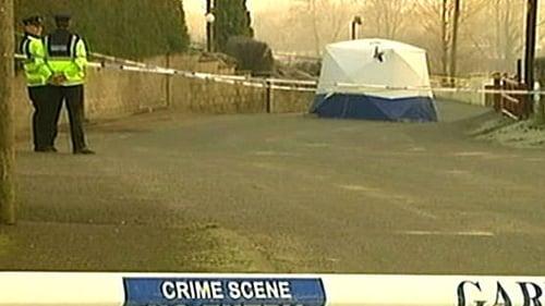 Murder of Andrew Burns