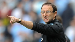 Martin O'Neill looks set for a quick return to management