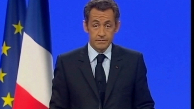 Sarkozy to meet Merkel again before summit