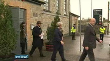 One News: Roscrea solicitors stage walkout