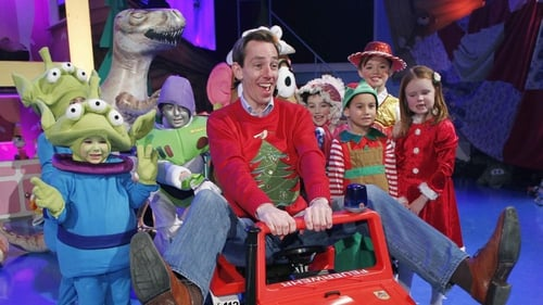 Can you guess the theme of this year's Late Late Toy Show?