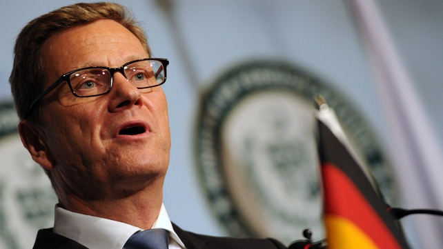 Guido Westerwelle warned Egyptian authorities over selective justice