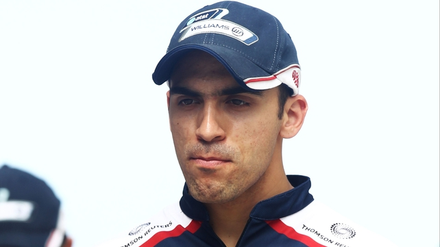 Pastor Maldonado - 'I am convinced that the steps we have taken to improve our competitiveness will bear fruit in 2012 and beyond'