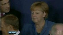 Merkel says fiscal union taking shape