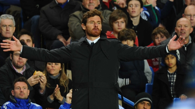 Andre Villas-Boas is not happy with the timing on Tottenham's League Cup clash with Aston Villa