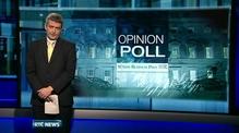 Six One News: Fianna Fáil rise in polls