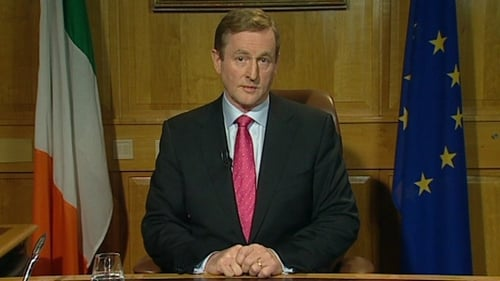 Taoiseach Enda Kenny has warned the budget will be tough