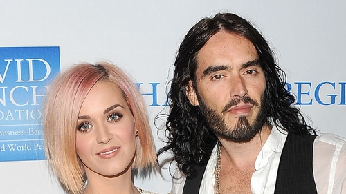 Katy Perrry was married to Russell Brand for 14-months