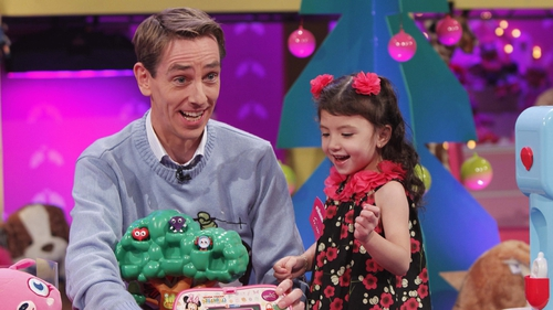 Late Late Toy Show - The most watched programme on Irish television in 17 years