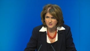 Joan Burton suggested higher earners should pay tax on Child Benefit