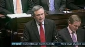 Six One News: Minister Brendan Howlin outlines proposed cuts in Budget 2012