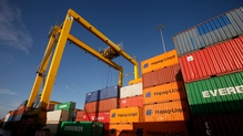The ESRI says the continuing slowdown in the world economy is starting to have an impact on Irish trade
