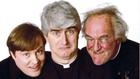 Ardal O'Hanlon, Dermot Morgan and Frank Kelly