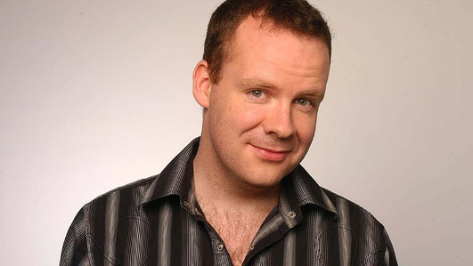 On Mooney Goes Wild, with Neil Delamere...