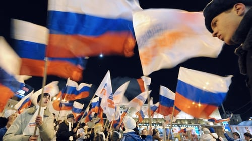 Fitch cuts Russia's outlook