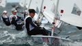 Murphy lies second at sailing worlds