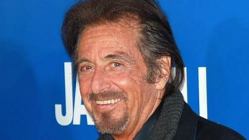 Al Pacino - to work with De Palma again