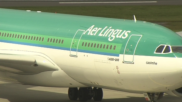 Aer Lingus said it had not received any notice of industrial action