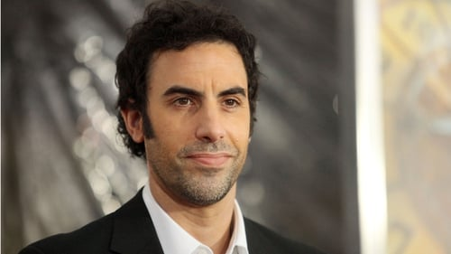 "Sacha Baron Cohen has been ""pushing"" for a Queen biopic"