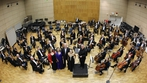 The RTE NSO with the Three Sopranos