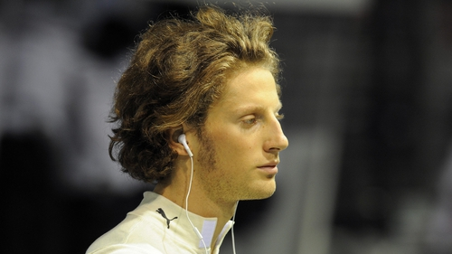 Romain Grosjean - 'To be racing alongside a former world champion and someone who is hungry and returning to Formula One will be a great experience'