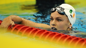 Grainne Murphy is looking to make it a freestyle double this evening