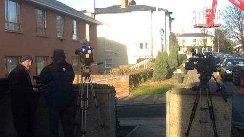 FitzPatrick is being held at Bray Garda Station